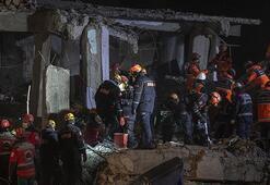 Son dakika haberi... Elazığda deprem Enkazdan çıkarılanlar var