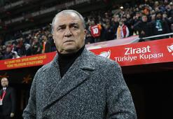 Fatih Terim'e Galatasaraydan sansür