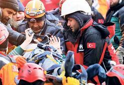 45 kişi kurtarıldı