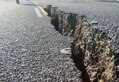 Deprem - Fay hattı kırılması neden olur İşte Türkiye Fay Hatları Haritası