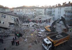 Son dakika... Elazığda 6,8 büyüklüğündeki depremde can kaybı 39a yükseldi