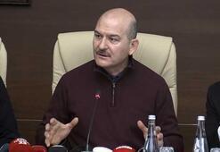 Bakan Süleyman Soylu: Evi sağlam olmayana kira yardımını hemen vereceğiz