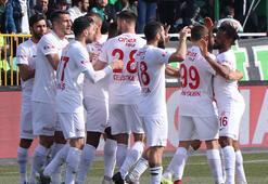 Denizlispor - Antalyaspor: 0-3