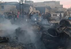 Azezde bombalı saldırı: Çok sayıda ölü ve yaralı var