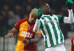 Son dakika... Galatasarayda Lemina cezalı Kaysersipor maçında...