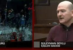 Son dakika   Bakan Soylu canlı yayında duyurdu İstanbulda 7.5luk deprem senaryosuna ciddi bir şekilde çalışıyoruz