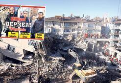 Son dakika | Elazığda depremde yıkılan binaları uzmanlar inceledi Dere kumu ile yapılmış