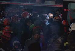 Dilek Apartmanı enkazından 1 kişinin daha cansız bedeni çıkarıldı
