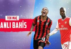 Bournemouth-Arsenal maçı Misli.com farkıyla sizlerle...