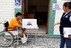 Peruda seçimlerin açık bir galibi yok
