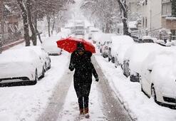 İstanbulda yarın hava nasıl, kar yağacak mı 28 Ocak Metorolojiden son dakika İstanbul hava durumu uyarısı