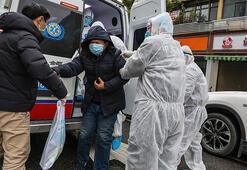 Çin Başbakanı Li yeni koronavirüs salgınının etkisi altındaki Wuhanda