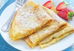 Krep tarifi sütsüz - sütlü - kolay - yoğurtlu | Krep çeşitleri ve malzemeleri