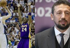 Hidayet Türkoğlu: Kobe Bryantın talihsiz bir şekilde ölümü fazlasıyla üzdü