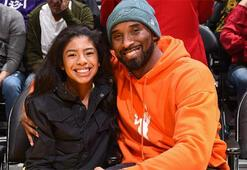 Kobe Bryantın kızı Gianna basketboldaki hünerlerini böyle sergilemişti...