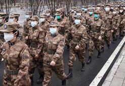 Son dakika | Dünya diken üstünde Çinden korkutan görüntüler gelmeye devam ediyor