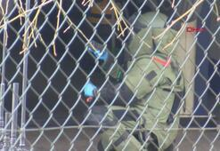 Sarıyerde bomba zannedilen kutuda takip cihazı çıktı