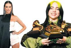Grammye Billie Eilish damgası