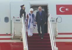 Cumhurbaşkanı Erdoğan, Gambiyada