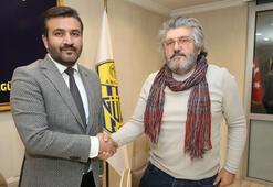 Son dakika | Ankaragücü, Mustafa Reşit Akçay ile anlaştı