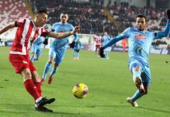 Sivasspor - Çaykur Rizespor: 1-1
