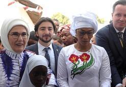 Emine Erdoğan, Gambiyada cami ve okul açtı