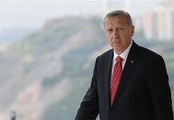 Cumhurbaşkanı Erdoğan: Desteklerini esirgemeyen milletimizin her bir ferdine teşekkür ediyorum