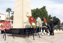 27-28 Ocak şehitleri  törenle anıldı