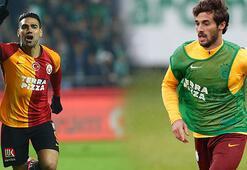 Son dakika transfer haberleri | Galatasaraya Saracchi ve Falcaodan kara haber