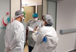 Aksarayda coronavirüs alarmı Gözlem altındaki 12 kişi taburcu edilecek