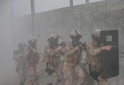 Terörle mücadeleye kadın komando astsubaylar yetiştiriyorlar