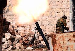 Son dakika Esed rejimi güçleri İdlibin en büyük ilçe merkezini kuşattı