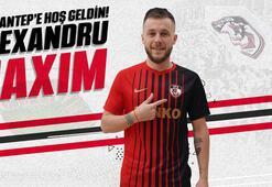 Transfer haberleri | Gaziantep FK, Alexandru Maximi sezon sonuna kadar kiraladı