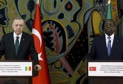Son dakika... Cumhurbaşkanı Erdoğandan Senegalde önemli açıklamalar