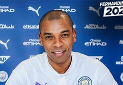 Transfer haberleri | Manchester City, Fernandinhoyu bırakmadı