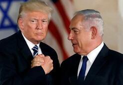 İsrail duyurdu Trumptan Netanyahuya Yüzyılın Anlaşması uyarısı