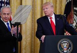Son dakika haberi... Trump tek taraflı Yüzyılın Planını açıkladı Tepki üstüne tepki geldi