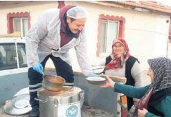 Akhisarlılar sokakta kalmadı