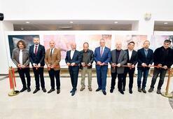 Bakan Taçoy resim sergisi açtı