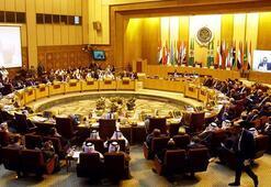 Arap Birliğinden ABDnin sözde barış planına karşı olağanüstü toplantı kararı