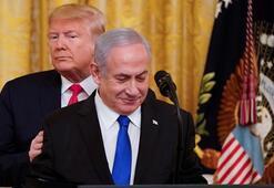 Netanyahu: Kudüsün İsrailin başkenti olması için ABDden onay aldık