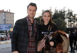 Melih Mahmutoğlu ile Damla Çakıroğlu alışverişte