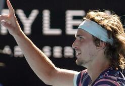 Avustralyada Zverev ve Muguruza yarı finalde
