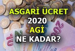 Yeni asgari ücret ne zaman yatacak AGİ 2020 ve Asgari ücret 2020 hangi ay maaşlara yansıyacak Asgari ücret ne kadar