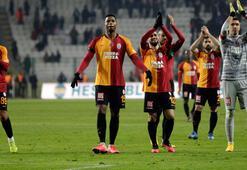 Galatasaray, Şubatta İstanbulda