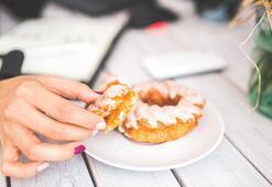 Donutu hiç böyle yememiştiniz Havuçlu donut kek