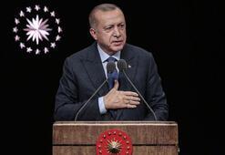 Son dakika Cumhurbaşkanı Erdoğandan Yüzyılın anlaşmasına sert tepki