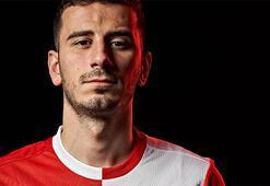 SON DAKİKA - Beşiktaşlı Oğuzhan resmen Feyenoordda