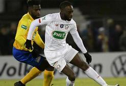 Amatör lig takımı Epinal, Lillei Fransa Kupasından eledi