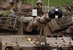 İsrail ordusundan Batı Şeria ve Gazze sınırına asker takviyesi